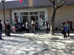 5 avril 2016 - Sorties de l'école Guy Môquet