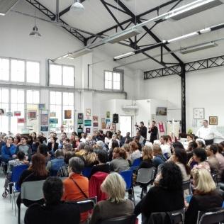 Rencontre 13-05 _ la salle visionne l'enquête Malakoff et moi