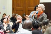 """Troisieme rencontre citoyenne, reunion publique """"Malakoff et Moi"""" sur la concertation des citoyens sur tout les sujets concernant la ville et son avenir."""